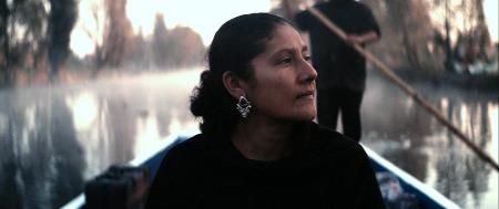 La cantante Margarita Saldaña protagoniza el filme.