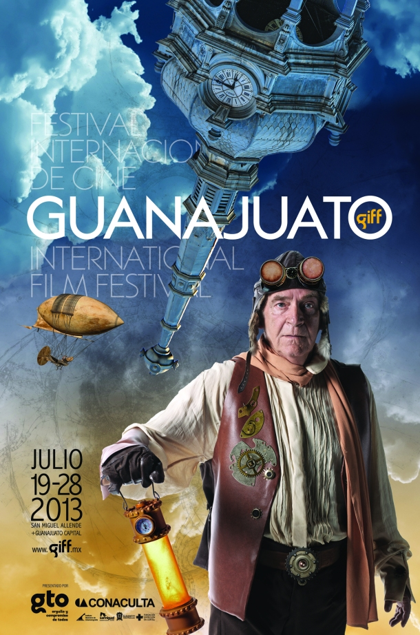 Póster oficial GIFF 2013
