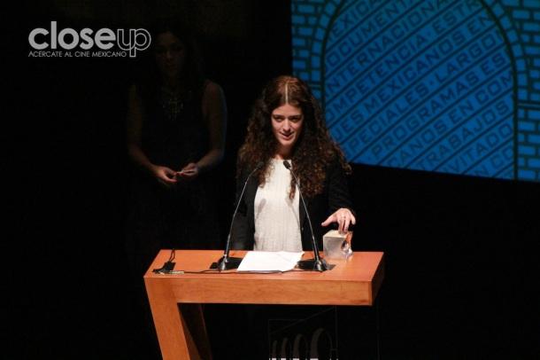 Anaïs Pareto Onghena (Foto: Itzuri Sánchez Chávez)