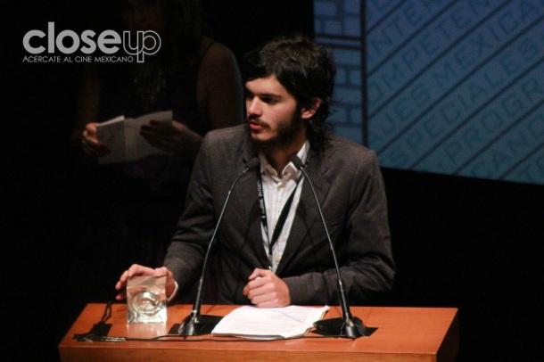 Ángel Linares (Foto: Itzuri Sánchez Chávez)