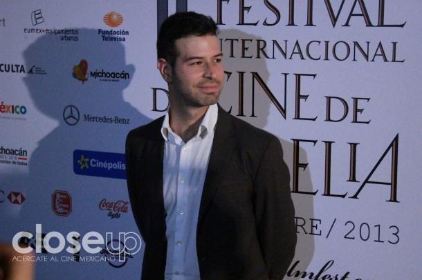 David Pablos (Foto: Itzuri Sánchez Chávez)