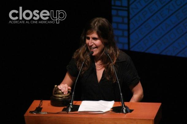 Nuria Ibáñez (Foto: Itzuri Sánchez Chávez)