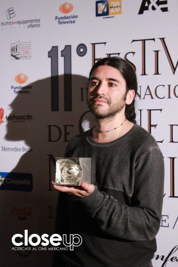 José Luis Valle (Foto: Itzuri Sánchez Chávez)