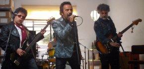 Fotos: Una banda de rock liderada por DamiánAlcázar