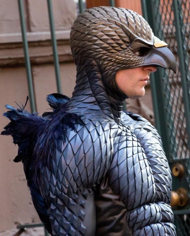 Michael Keaton como Birdman (Foto: Tomada de internet)